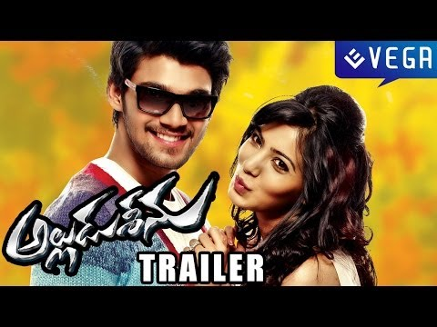 Alludu Seenu Movie Trailer - Sai Sreenivas Samantha - Latest...