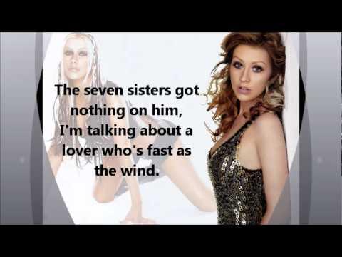 Christina Aguilera - Tough Lover ( Lyrics on Screen )