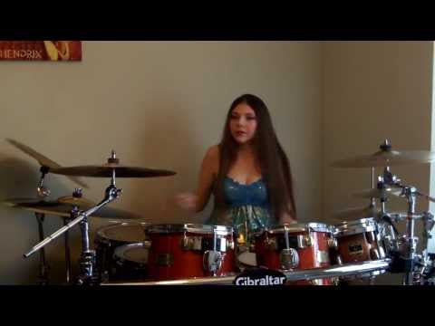Justin Timberlake Drum Cover by Melanie DiLorenzo