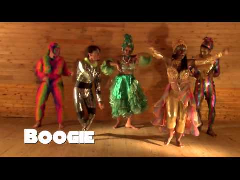 Le Freak: Learn the moves for Bestival's Carnival Parade