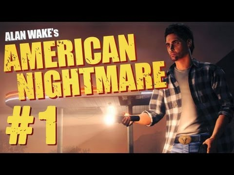 American Nightmare #1 - Let's Play Alan Wake's American Nightmare Gameplay german / deutsch