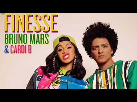 Bruno Mars - Finesse (Remix) [Feat. Cardi B] [AUDIO ONLY]