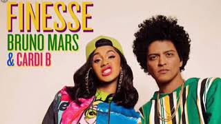 Download Lagu Bruno Mars - Finesse (Remix) [Feat. Cardi B] [AUDIO ONLY] Gratis STAFABAND
