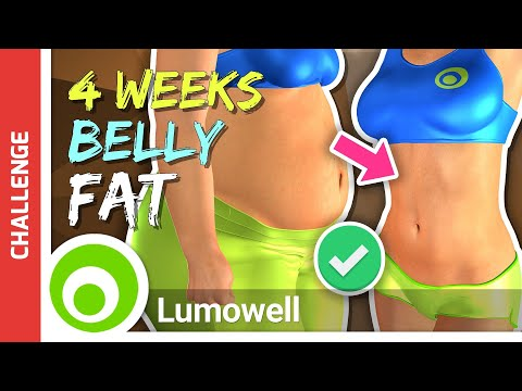 Belly fat burning exercises video free download