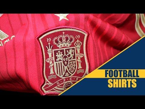 Spain 2014 World Cup adidas Home Kit - Football-Shirts.co.uk