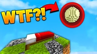 WTF IS THIS?! | Minecraft BED WARS