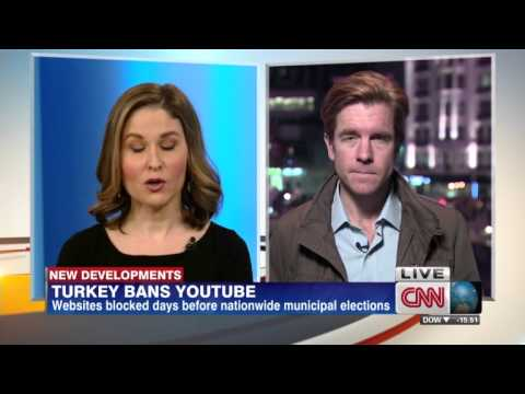 Turkey Bans YouTube Days After Twitter Crackdown