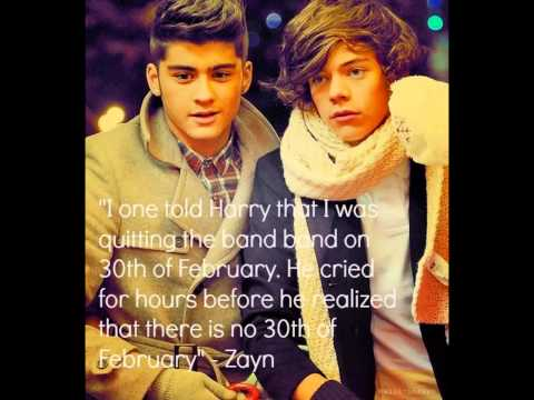 One Direction cute facts and quotes