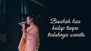 Download Lagu Raisa - Teduhnya Wanita (lyric video) - Ost Ayat Ayat Cinta 2 Gratis STAFABAND