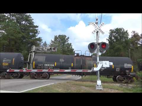 Sanie Road Railroad Crossing, Margaret, AL