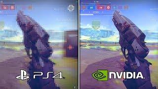 BEAUTIFUL GRAPHICS! - Destiny 2 Leviathan Raid on PC | GeForce GTX 1080 Ti Max Settings
