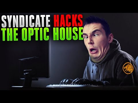 SYNDICATE HACKS OPTIC PRANK