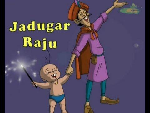 Chhota Bheem - Jadugar Raju video