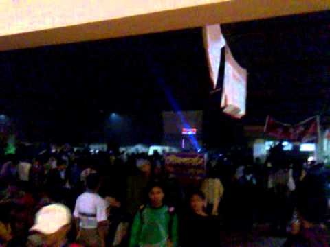 Kolkata Book Fair 2011 - Laser Show at Food Pavilion