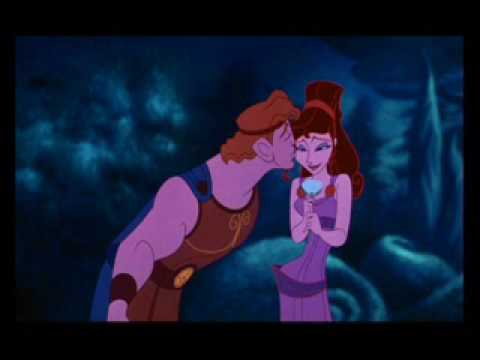 Susan Egan - I Cant Believe My Heart (from Hercules)