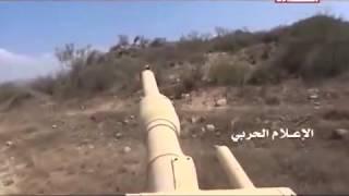 Йемен. Хуситы захватили и взорвали очередной танк Абрамс саудитов