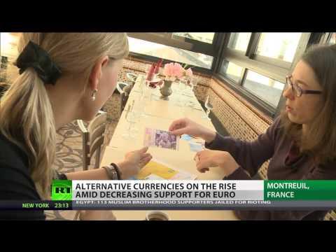 Complementary Currencies in the EU - People seek alternatives