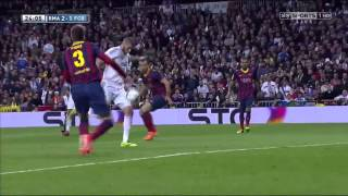 Real Madrid vs Barcelona 3-4 Sky Sports Highlights (23/03/2014) HD 720p