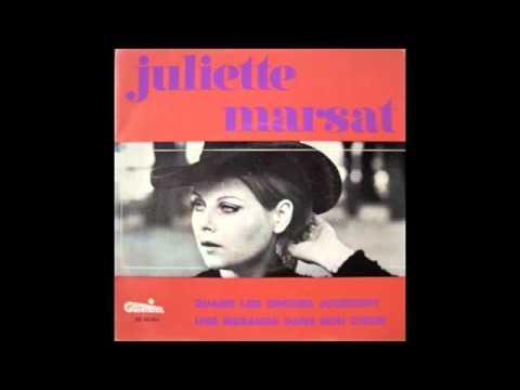 JULIETTE MARSAT - UNE MESANGE DANS MON CŒUR