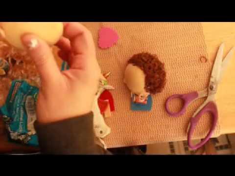 Manualidades para el dia de san valentin youtube - Manualidades decorativas para el hogar ...