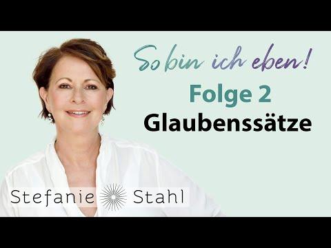 Stefanie Stahl | Was sind Glaubenssätze und wo habe ich die her? | Podcast