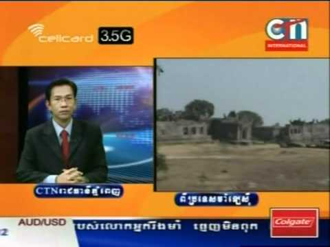 Khmer daily news 05/08/2011 # 2
