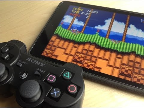 Controllers for All: Real PS3 controller support on the iPad. iPhone. and iPod touch!