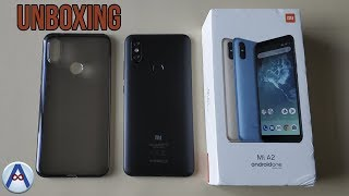 UNBOXING - SMARTPHONE XIAOMI MI A2 COM ANDROID ONE!