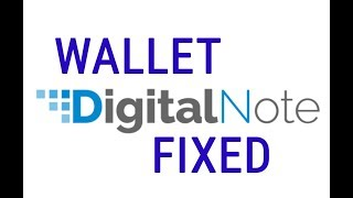 Fixing the Digital Note Wallet 1.0.12 on MacOS (OS X)