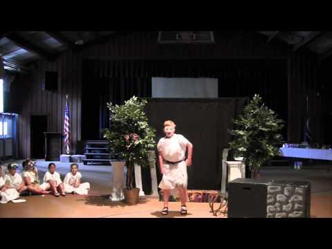 The Peck School Fifth Grade Greek Play - 05/20/2014