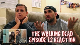 "The Walking Dead Season 7 Episode 12 ""Say Yes"" Reaction"
