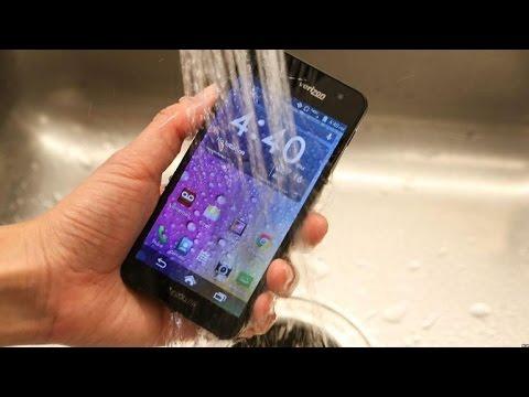 CNET Top 5 - Toughest smartphones