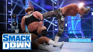 Otis & Mandy Rose vs. Dolph Ziggler & Sonya Deville: SmackDown, May 22, 2020