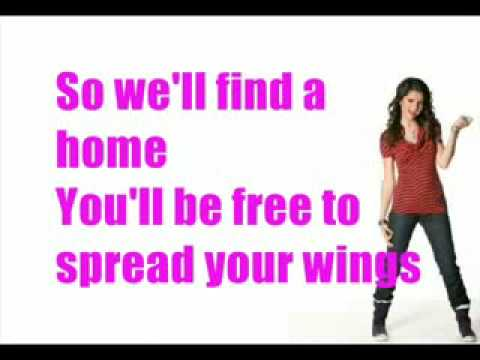 Fly To Your Heart With Lyrics video