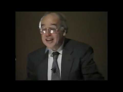 Sir Michael Atiyah - The Mysteries of Space [1991]