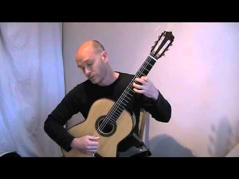 Mark Ashford plays Songe Capricorne by Roland Dyens