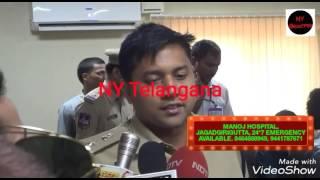 Five Nigerians held by Cyber crime Police,Hyderabad-Sri.Avinash Mohanty // NY Telangana