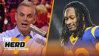 Blazin' 5: Colin's picks for 2019-20 NFL Week 15 | NFL | THE HERD