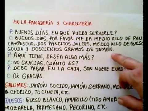 Corso di Spagnolo 5 Frasi in Spagnolo - Lezioni di Spagnolo