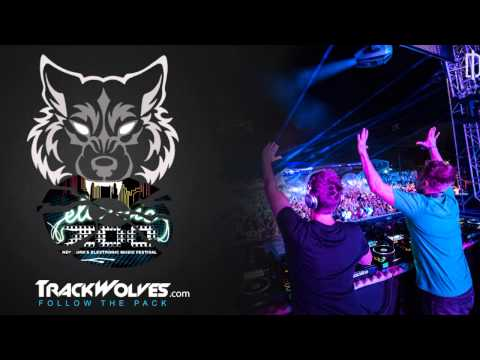 Tritonal - Live @ Electric Zoo 2013 (NYC) - 31.08.2013