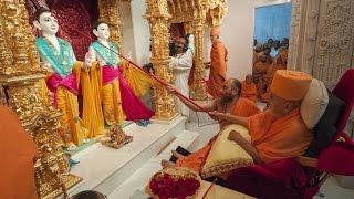 Prathistha Highlights, Mandir Mahotsav 2014, Robbinsville, NJ, USA