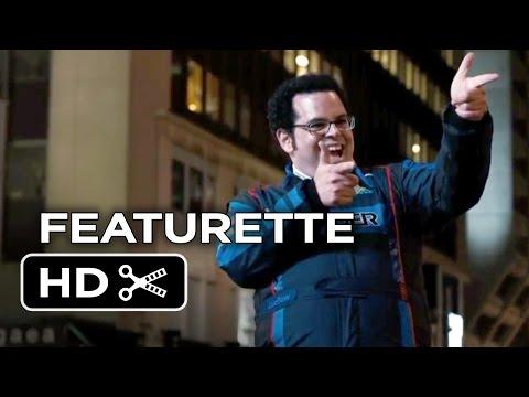Pixels Featurette - Josh Gad vs. Centipede (2015) - Josh Gad, Adam Sandler Movie HD