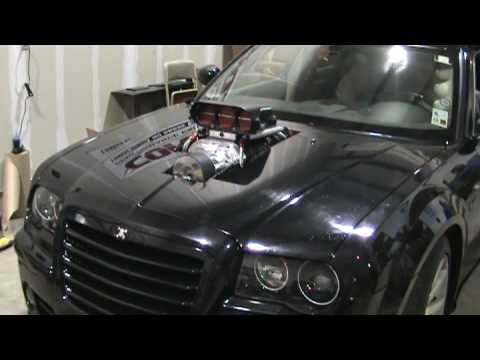 Supercharged 300C SRT8