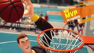 All MVP Animations on 3on3 Freestyle