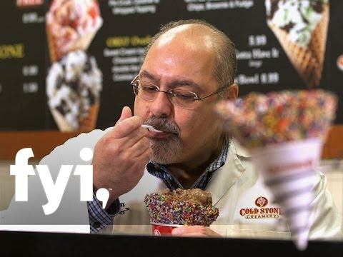 Food Factory USA: Making Ice Cream for a Cold Stone | FYI
