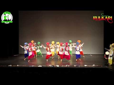 Anakhilay Gabru  T Dot Bhangra 2012 (3rd Place) Hd video