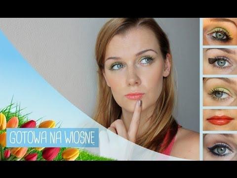 Gotowa na wiosnę trendy w makijażu na wiosnę 2014