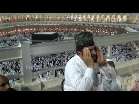 Qari Syed Sadaqat Ali  Masjid Al-haram, Saudi Arabia; 05.05.2012 video