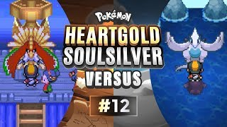 Pokemon HeartGold and SoulSilver Versus - EP12 | THE LEGENDARY ENCOUNTERS!