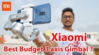 Xiaomi Budget 3 axis Gimbal for Your Phone...